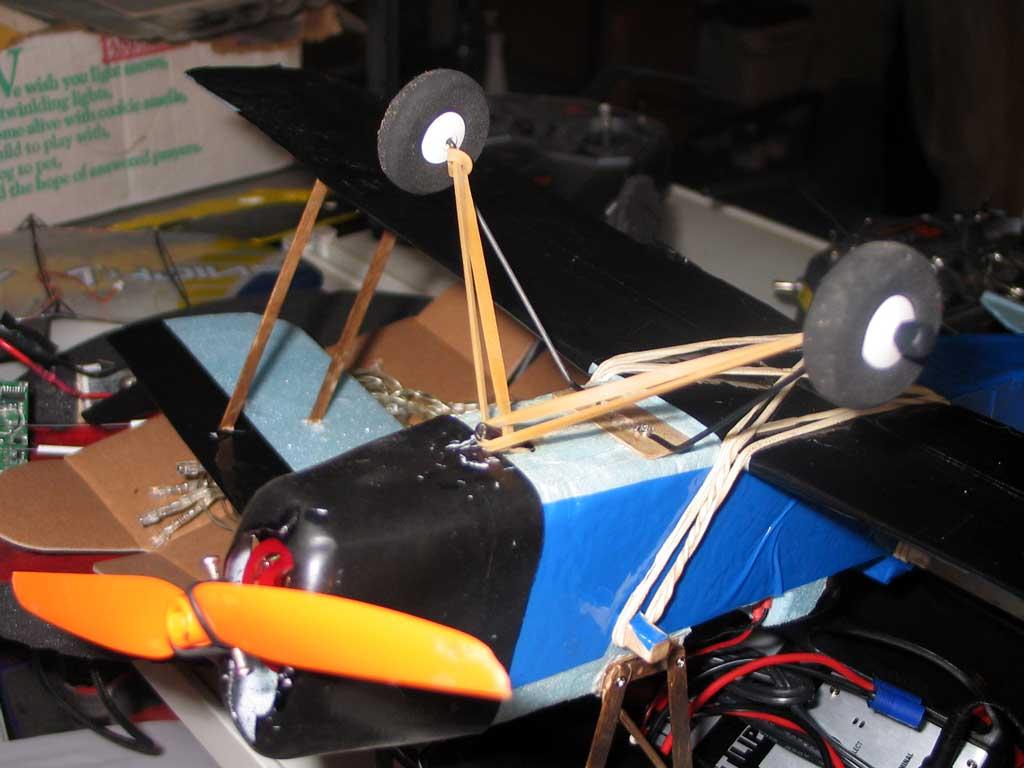 Landing Gear Mod