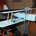The semi-finished plane, post-maiden