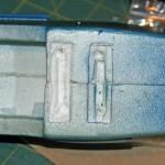 LG mounting slots
