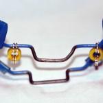 Wing wire attachment