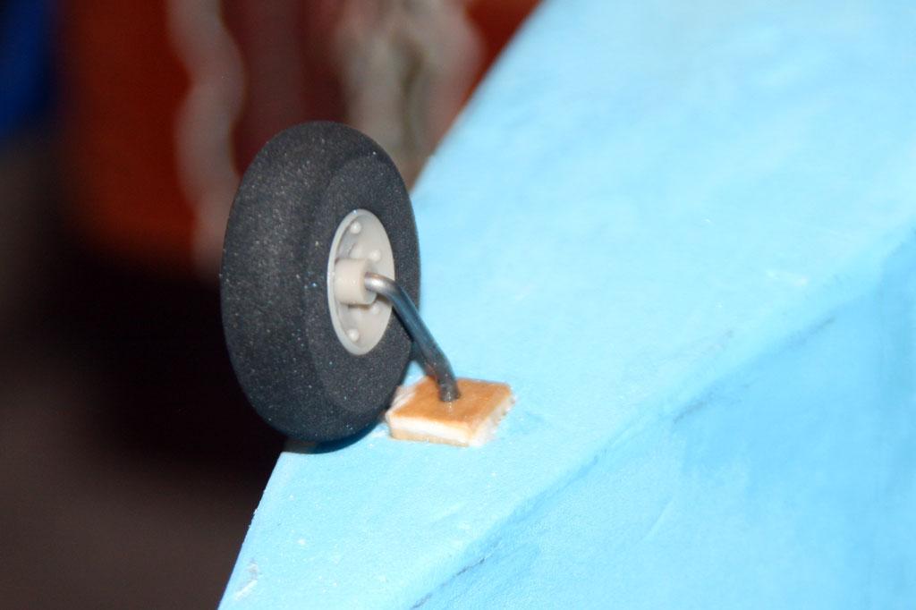 tail-wheel
