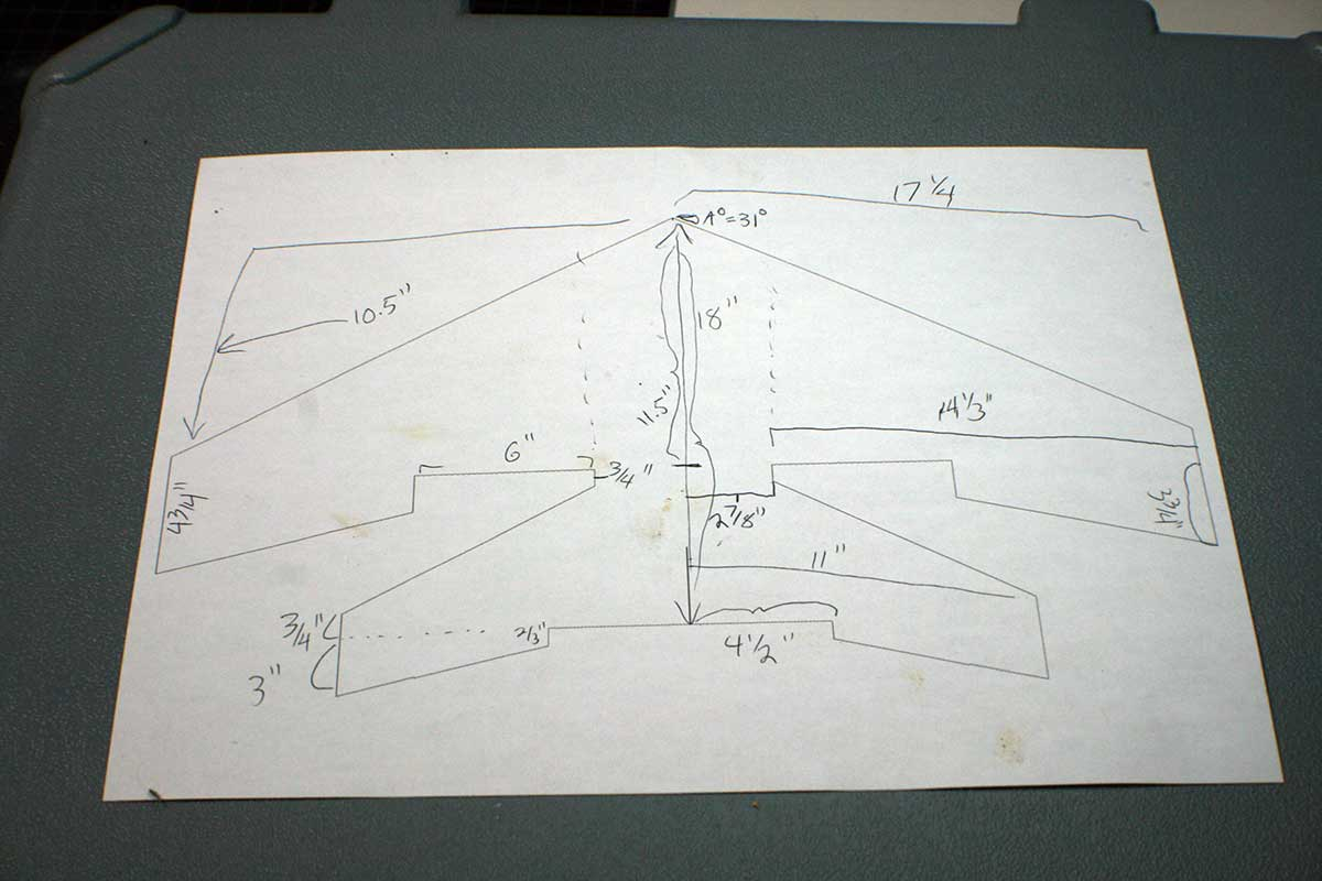 sketched-plan