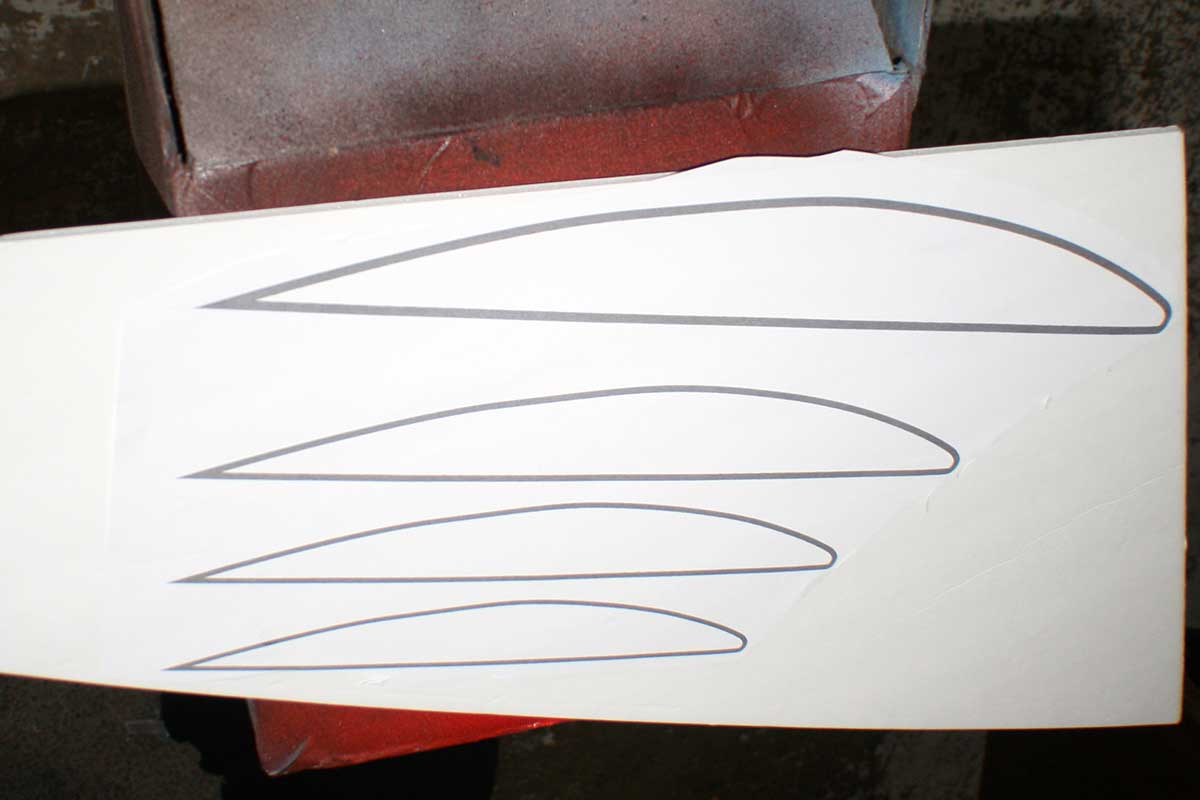 airfoils-from-scrap
